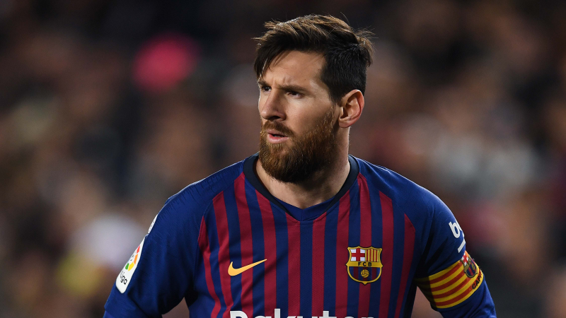 La Liga Spain: Barcelona's Messi scores first goal back since the lockdown