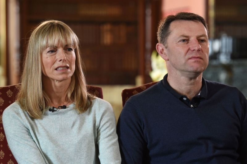 McCanns would 'not be surprised' if investigation into Madeleine's disappearance is dropped.