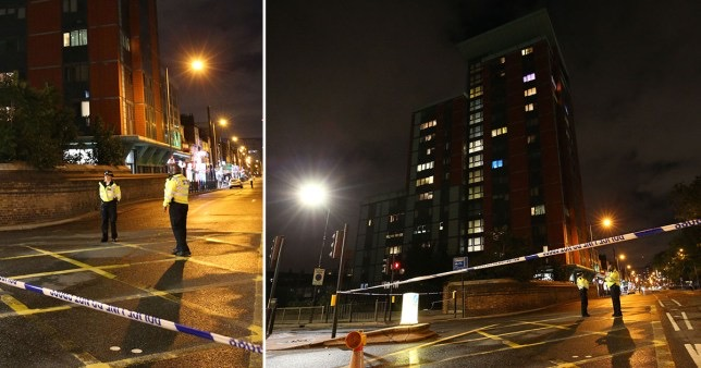Toddler critical after falling several storeys from a block of flats in London