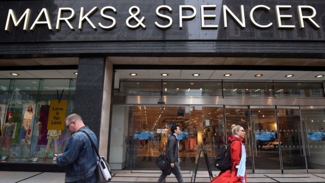 BREAKING: Marks and Spencer to cut 7,000 jobs over next three months