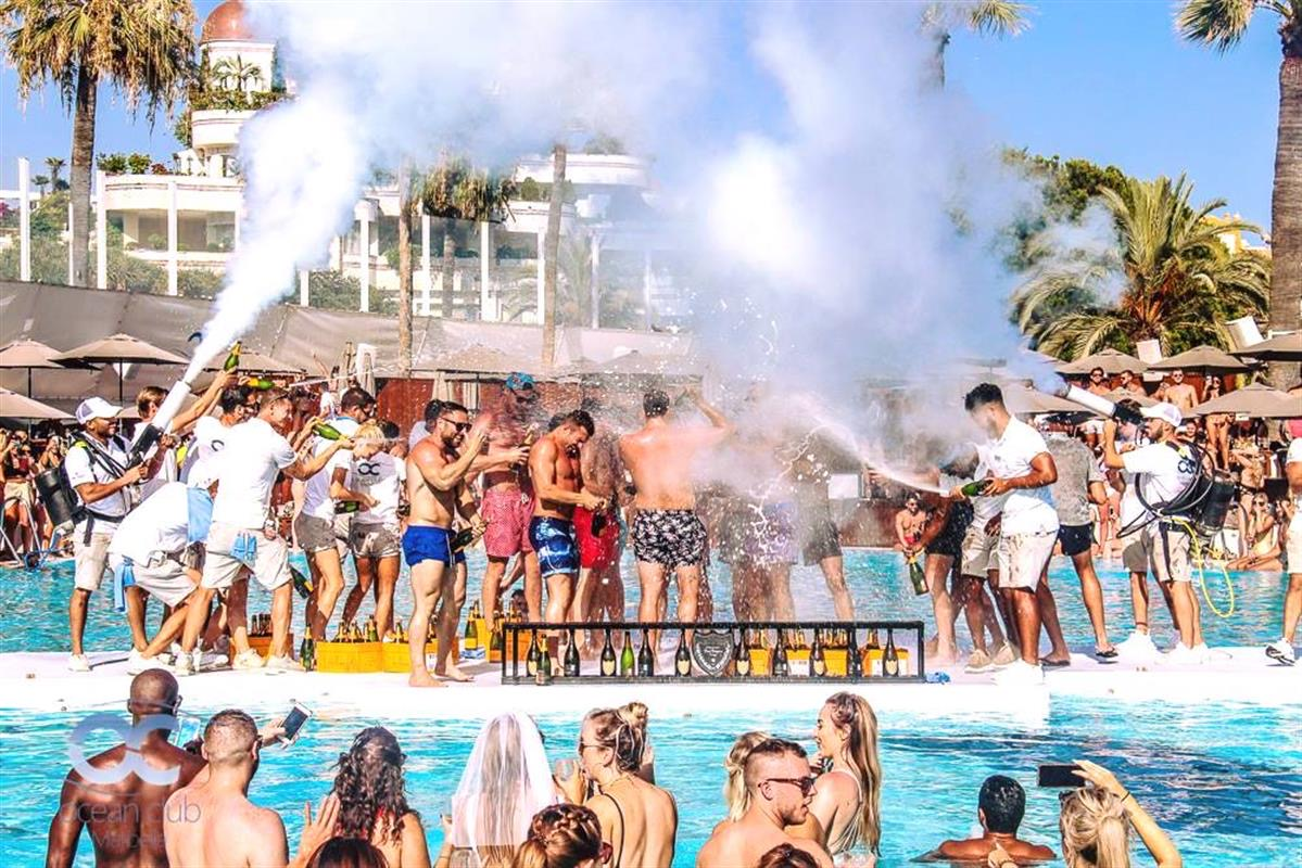 Spain's Balearic Islands pool and boat parties to try combat COVID-19