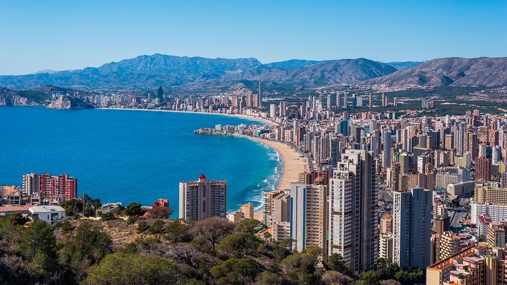 Spain's Benidorm hit again as extra regulations and airline pullouts put the town on the brink
