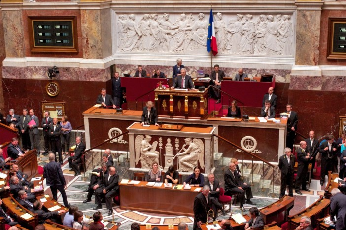 France finally sets age of sexual consent after government voted AGAINST an age limit two years ago
