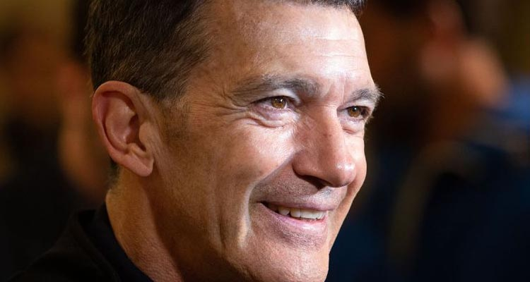 Antonio Banderas tests positive for Covid Virus