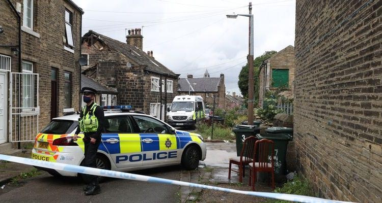 """Neighbours hear """"loud bang"""" as man is killed in roof collapse accident"""