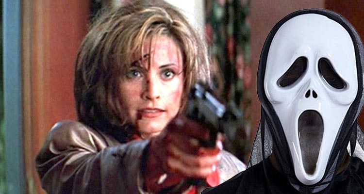Friends star Courtney Cox confirms role in the Scream 5 movie