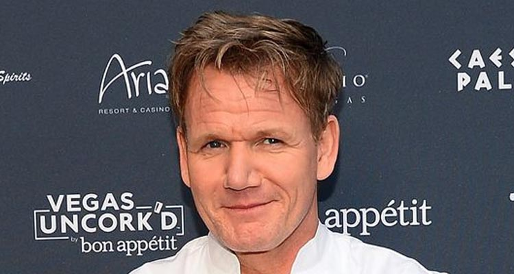Gordon Ramsay to sell holiday home after arguments with neighbours during lockdown