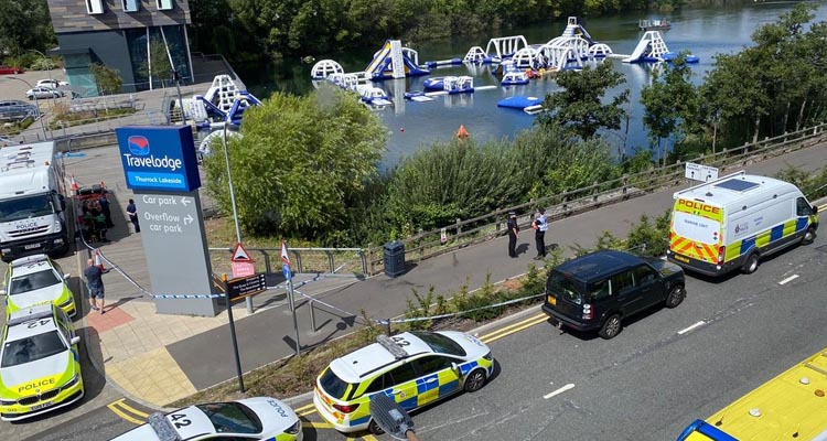 Breaking News: 15 year old boys body found at Thurrock's Lakeside Shopping Centre