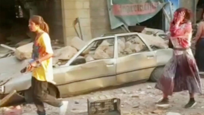 Over 60 dead and 3000 wounded in Beirut blast - Hezbollah possibly to blame