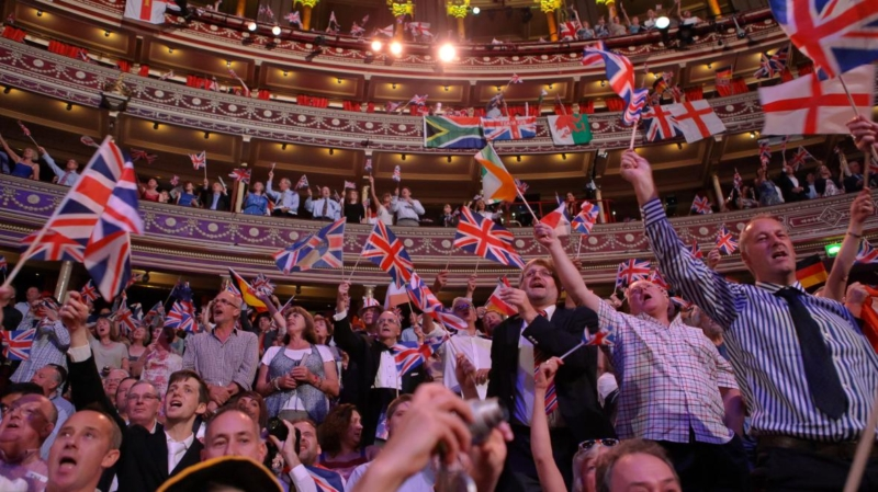 BBC to axe Rule Britannia and Land of Hope and Glory from Proms after Black Lives Matter call them 'racist hymns'