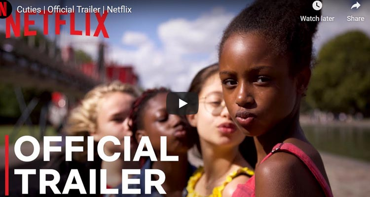 Watch Trailer: Is Netflix now promoting child porn?