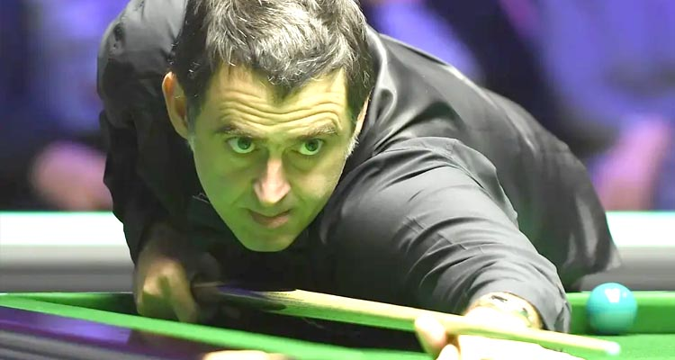Sixth World Snooker title win for Ronnie O'Sullivan