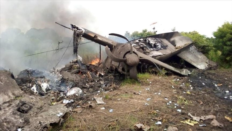 People killed as plane crashes in South Sudan