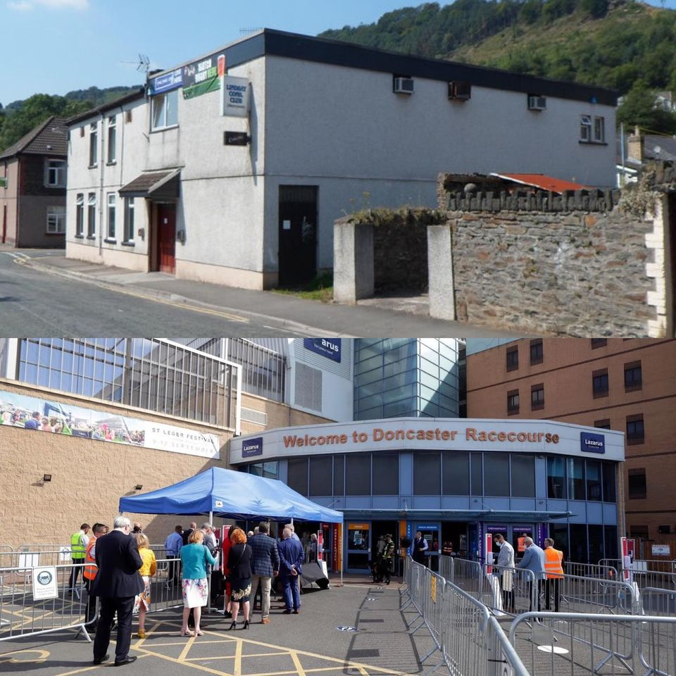 Abercynon Bottom Club criticised by government for going to the races