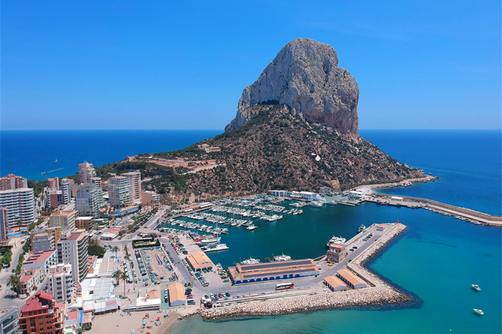 Group of tourists quarantined in Spain's Costa Blanca after being found positive with Covid-19