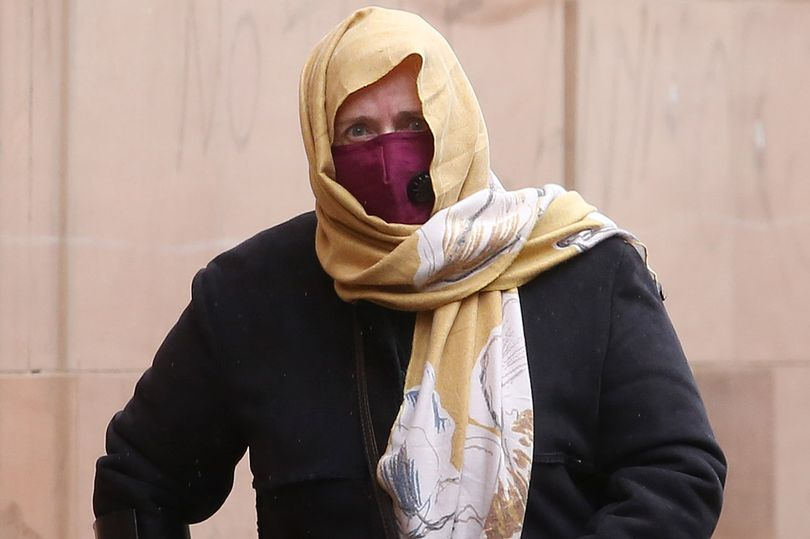Lesley Udberg BLAGGED £17,000 benefits unlawfully whilst living in Spain