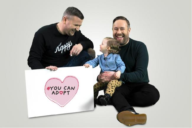 New Adoption Campaign Launched In Cornwall to disperse the myths