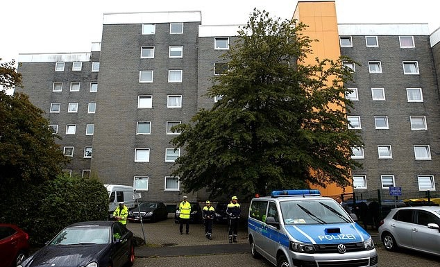 Police find bodies of five children in German town