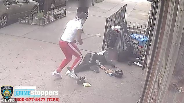 Shocking video shows New York teen beaten and slashed by Bronx zoo