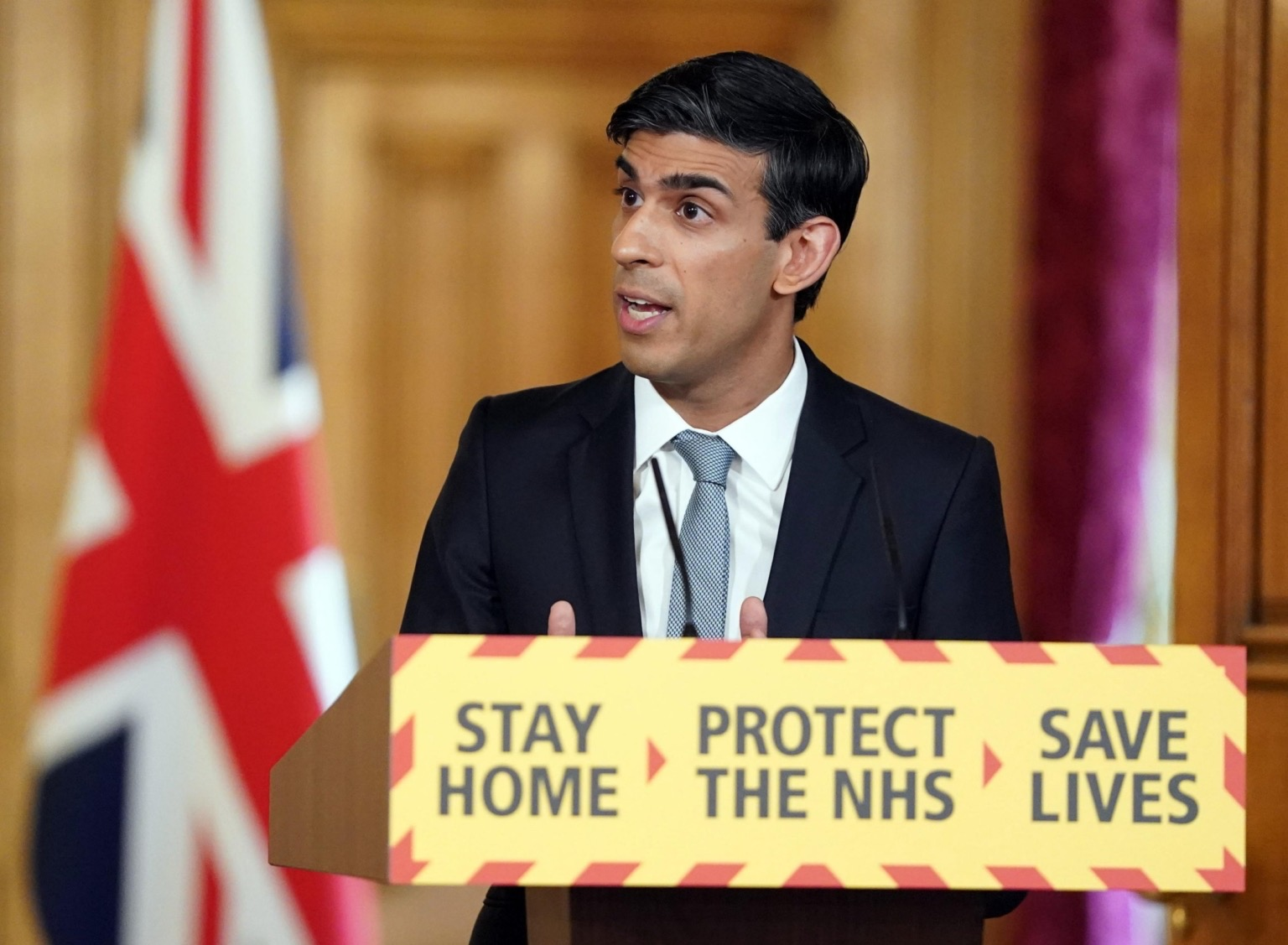 Rishi reveals new rescue plan with 'wage top-ups and tax cuts' to replace furlough scheme