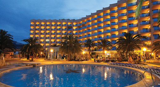 Spain's hotels occupancy rate slumps 70% compared to last year