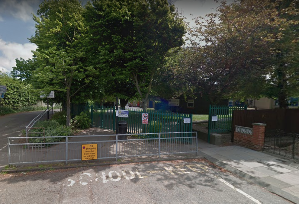 Six year old girl dies as tree falls on her at Gosforth Park First school Newcastle