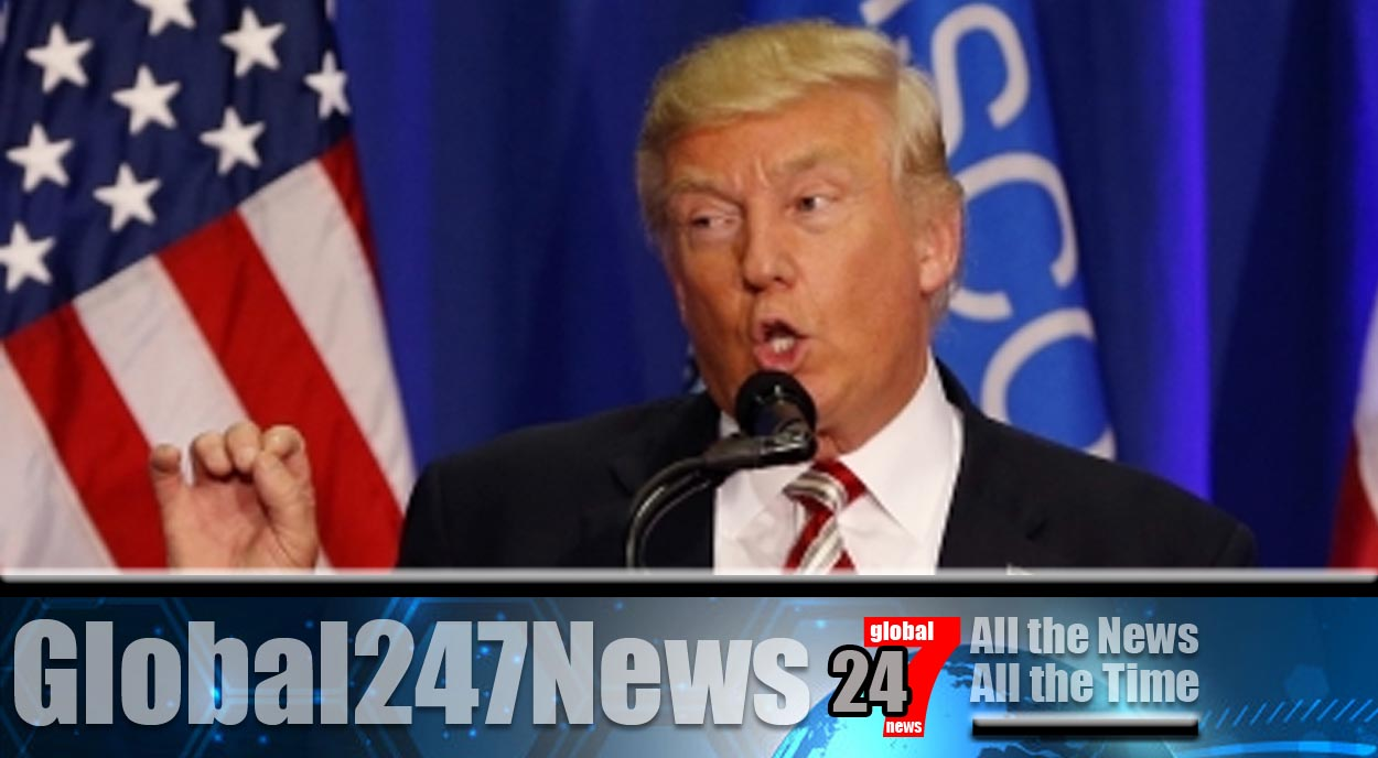 Donald Trump admitted to hospital after testing positive for COVID-19