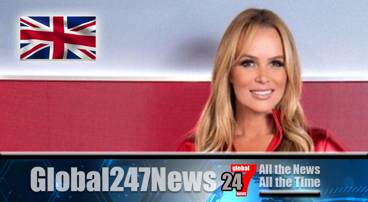 Amanda Holden courts controversy on BGT with daring dress
