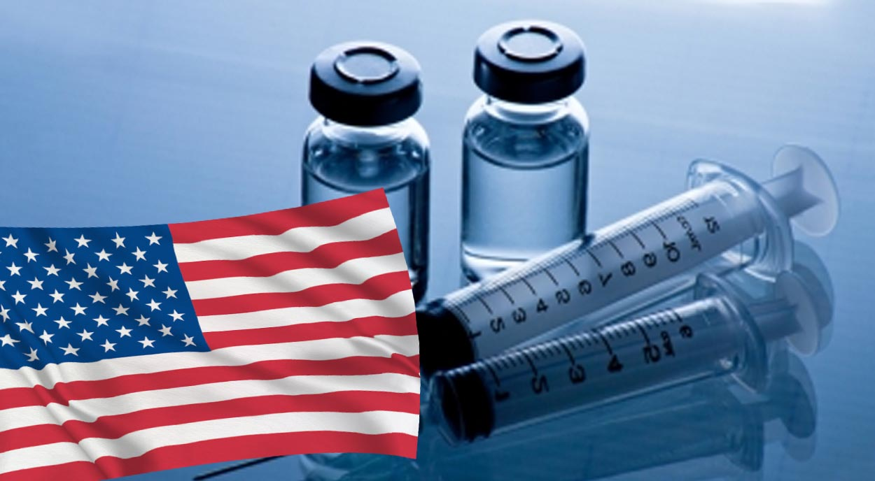 November 1st Vaccine Ready for USA reports Associated Press