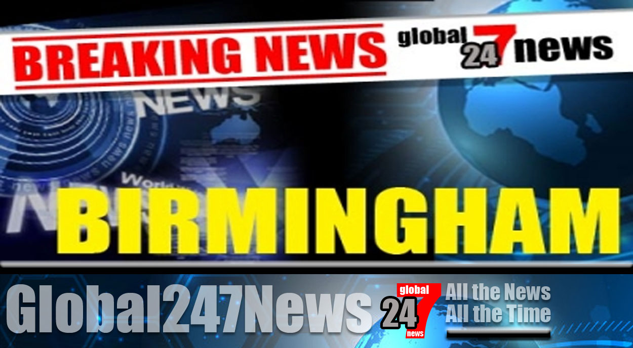 Breaking UK News: Murder investigation underway in Birmingham