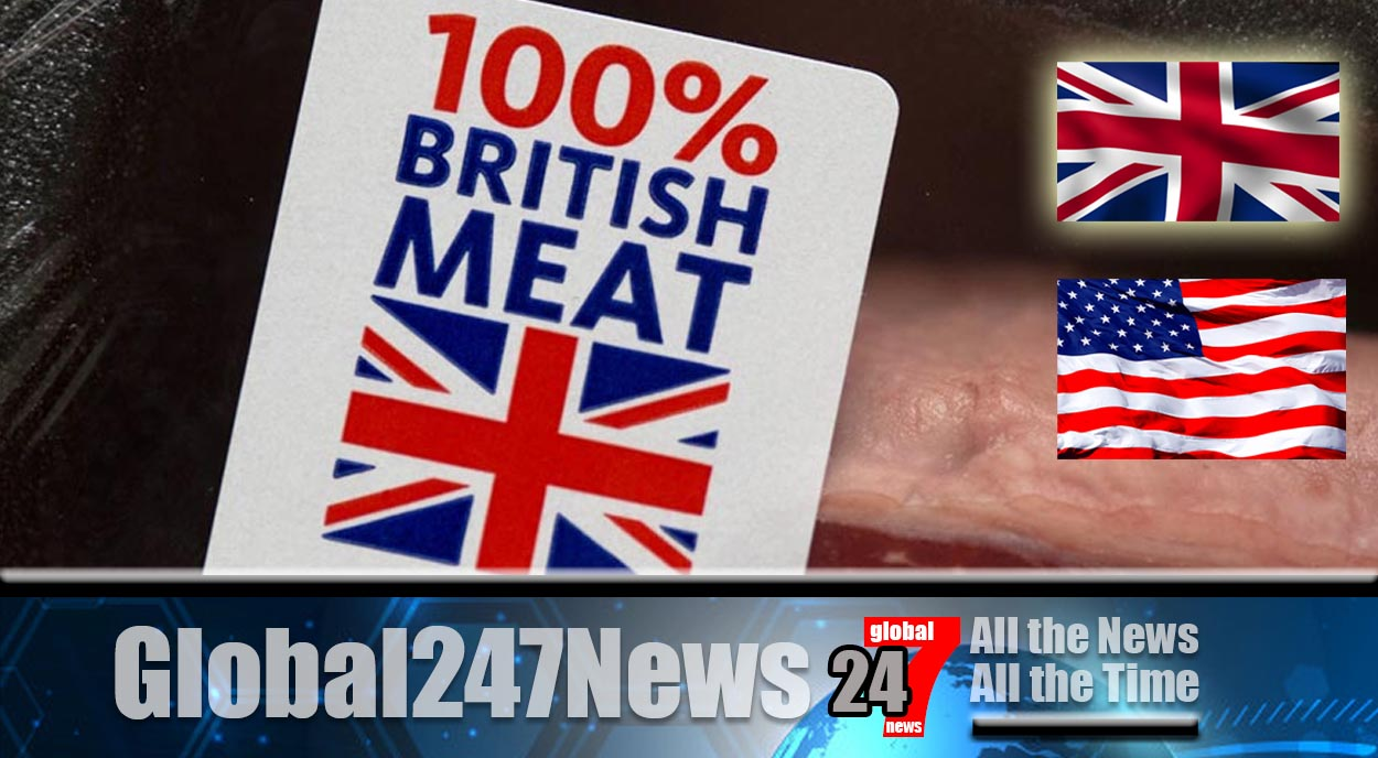 British beef allowed back into the US as mad cow disease ban is lifted
