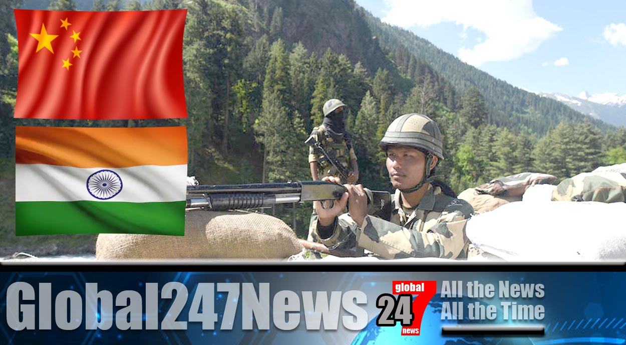 More shots fired between Chinese and Indian troops in the Himalayas