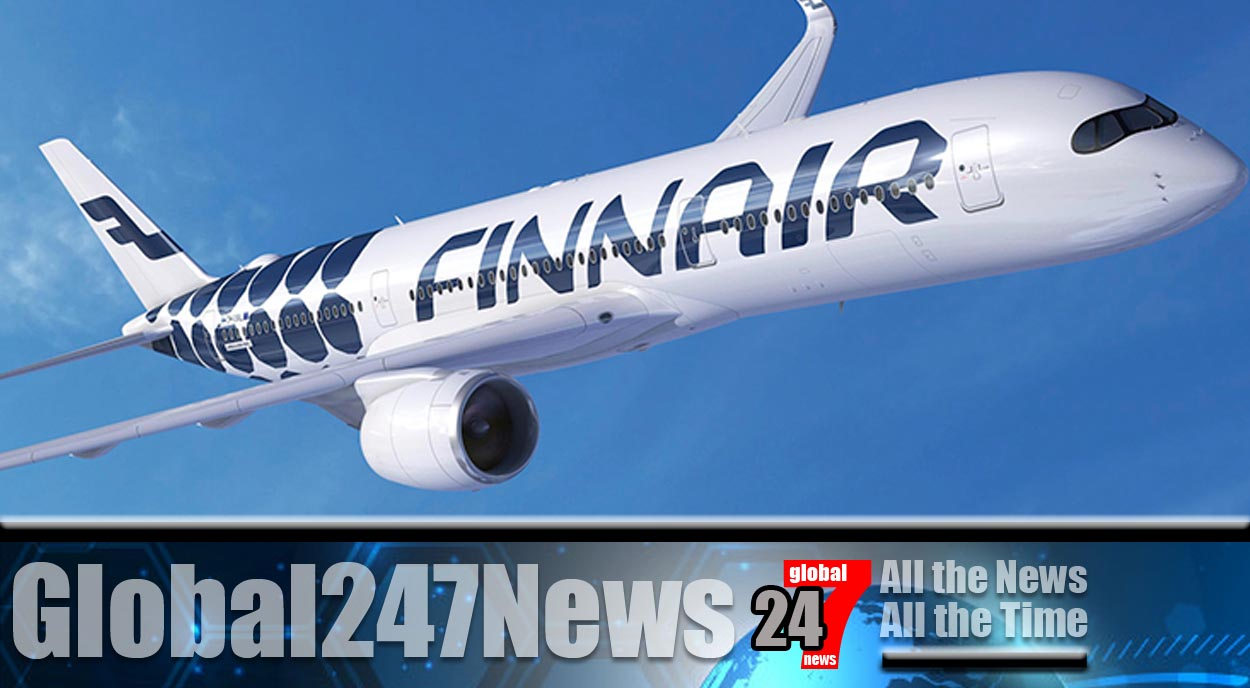 Flight from Helsinki is grounded at Malaga