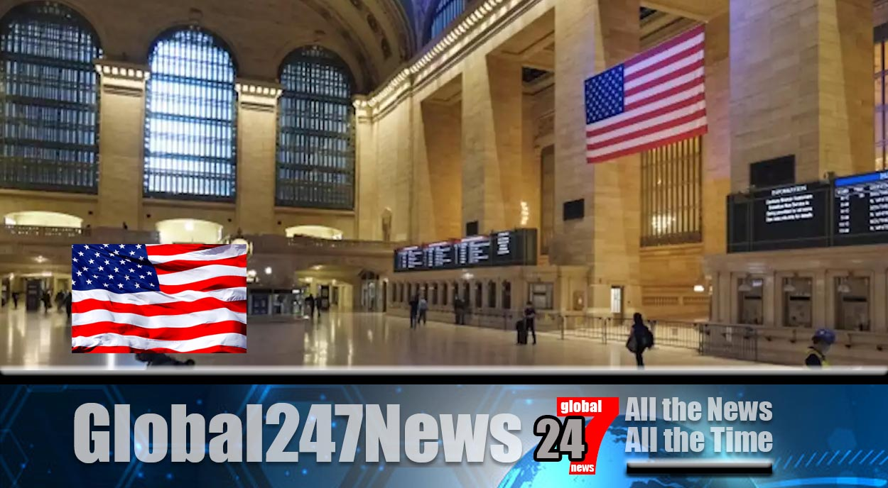 """Three men suspended for creating """"man cave"""" under Grand Central station"""