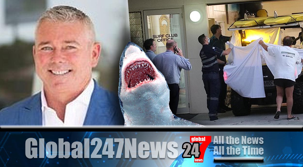 Nick Slater becomes first person to be killed by a shark for 60 years on the Gold Coast