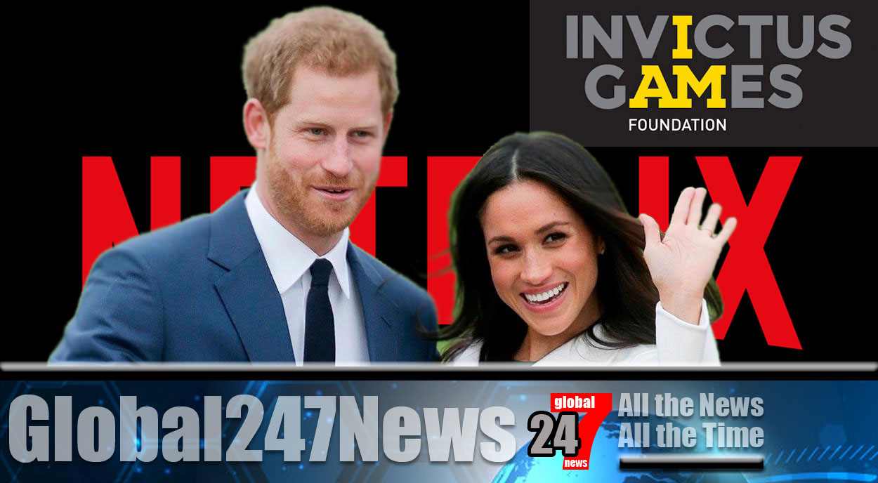Invictus snubbed by Prince Harry and Meghan after signing Netflix contract