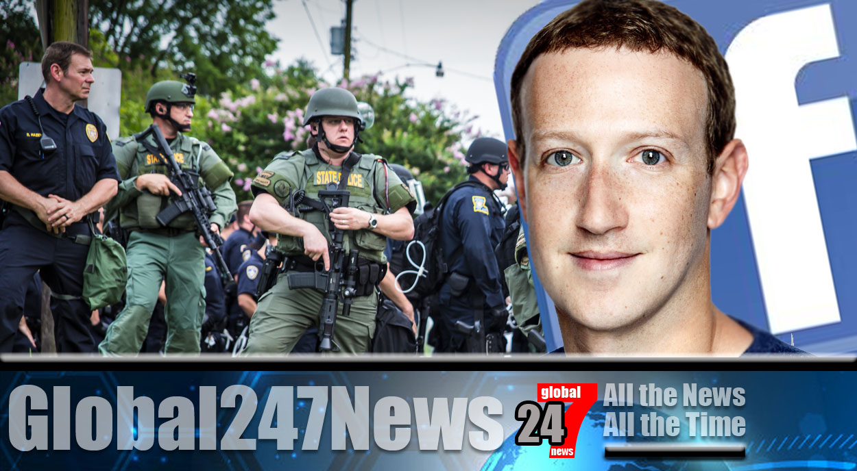 Facebook's Mark Zuckerberg DISABLES account of reporter who livestreamed armed groups in Louisville