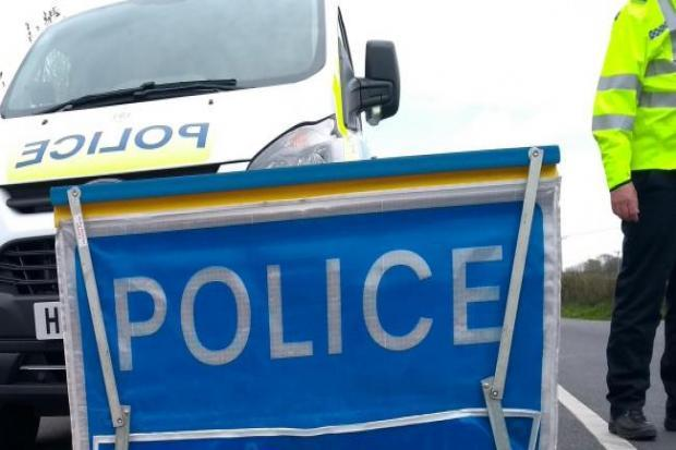 Biker lays in hospital in critical condition after nasty smash in Cornwall