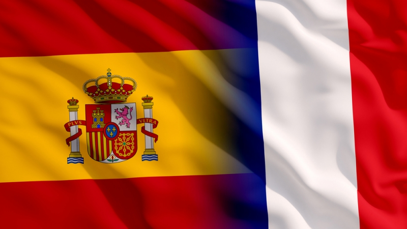 French overtake Brits as Spain's number one tourist as numbers down nearly 80% from last year.