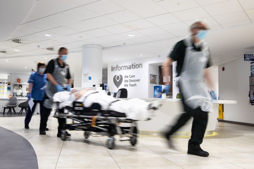 Medics WARNING as Manchester students in intensive care