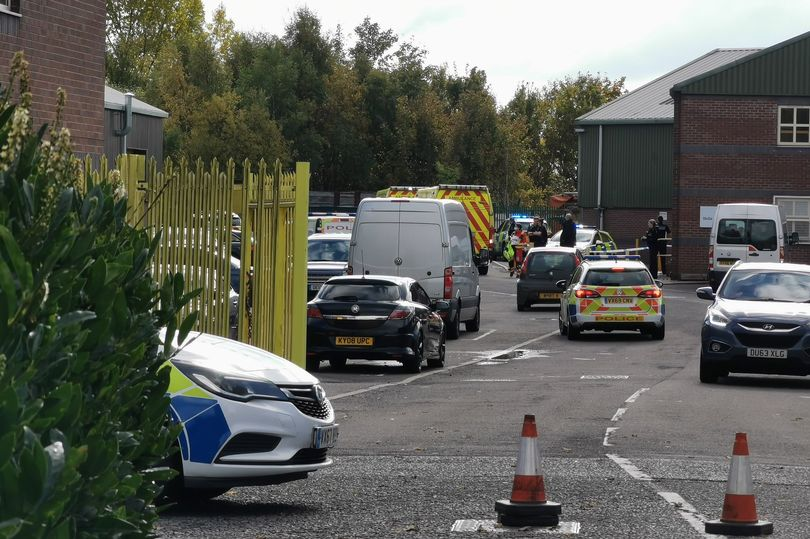 Drive by shooting leaves man down as hitman escapes in Telford