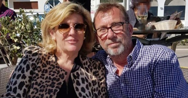 Brit Geoffrey Elton stands accused of murder after butchering his wife after sex