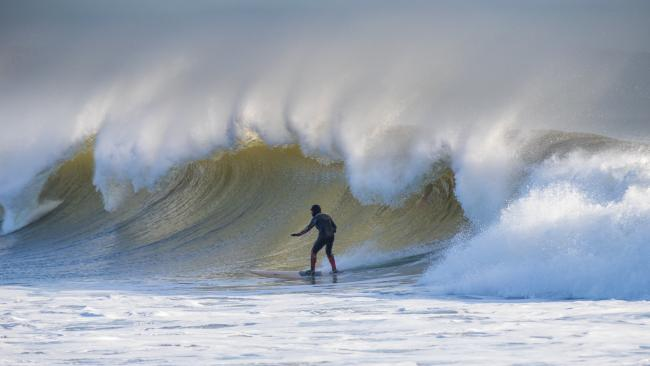 Surfing away the PTSD blues in Dorset as police start pilot scheme