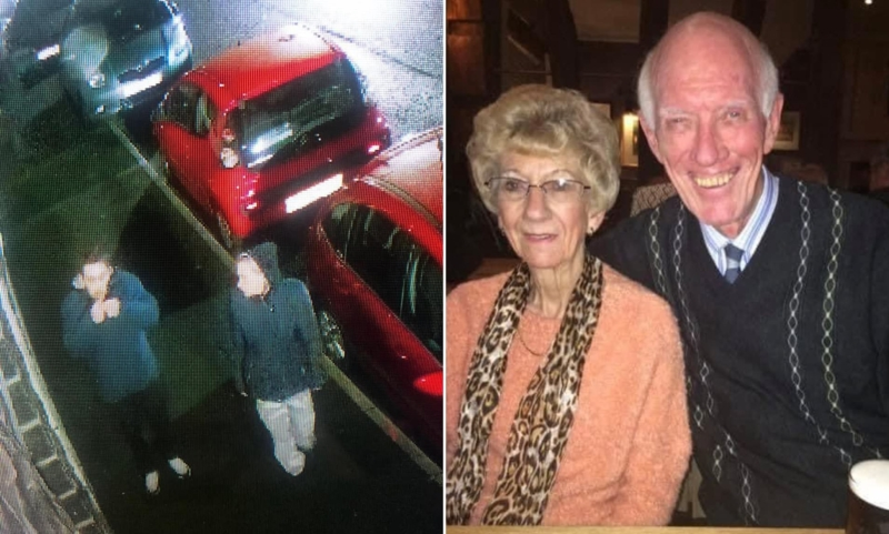 Couple who offered help to dying woman stole her purse and phone