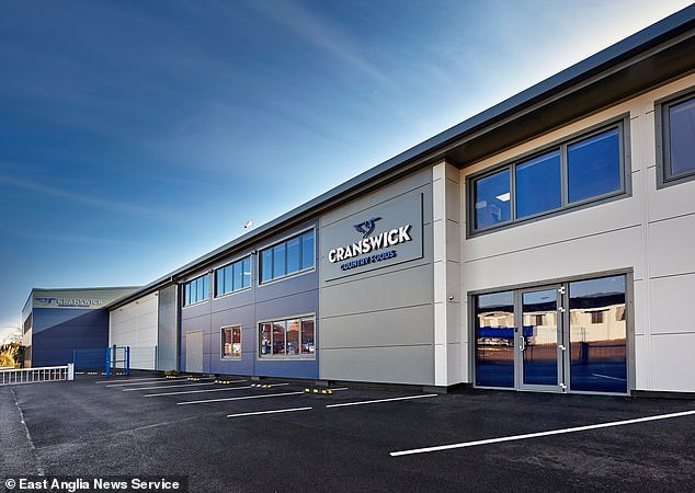 """Cranswick Country Foods Norfolk meat factory sees """"significant outbreak"""" of coronavirus"""