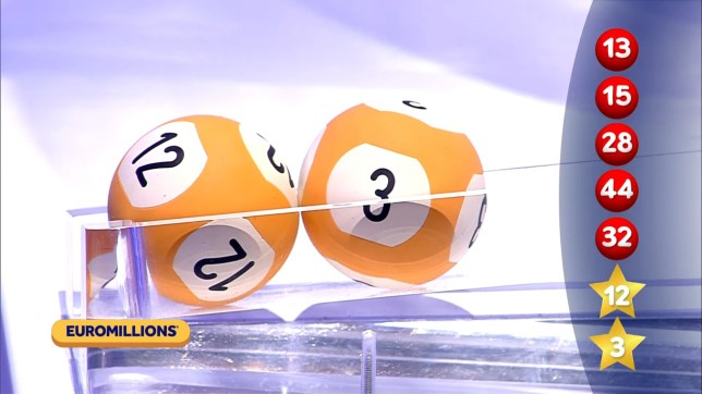 UK Euro lottery strike of 79 million as UK players Urged To Check Numbers