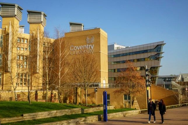 BREAKING: Student Found Dead in Halls at Coventry University