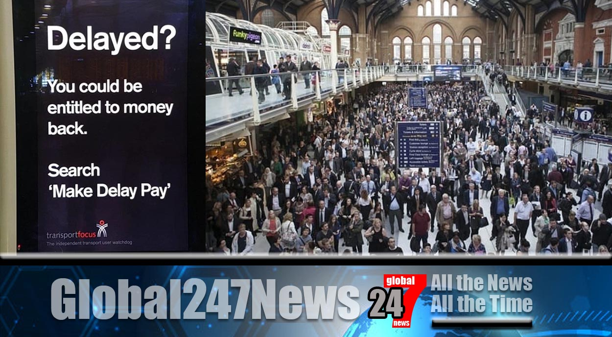 Rail commuters missing out on millions in delay compensation