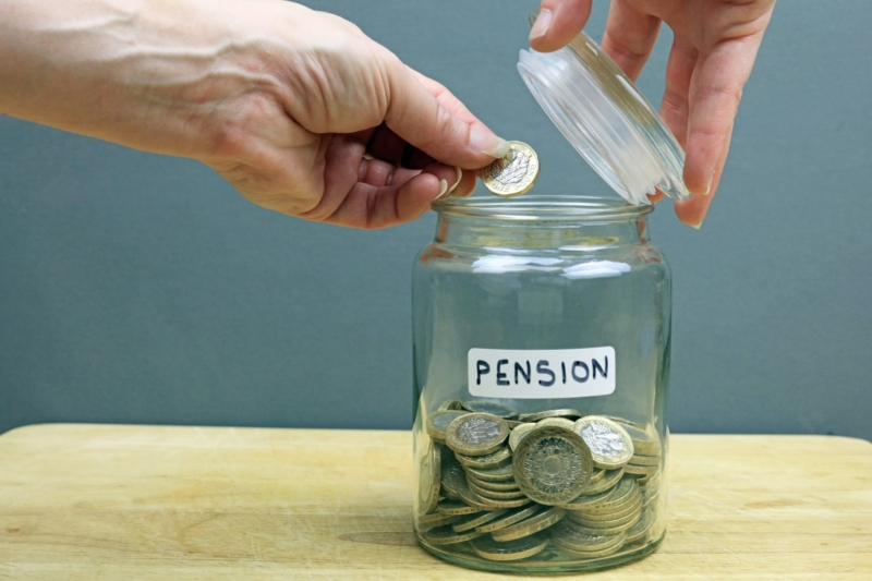 Concerns raised over surge in pension pot withdrawals during COVID-19