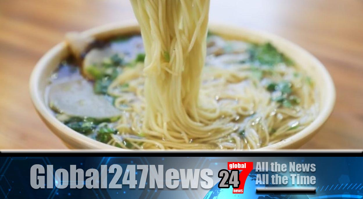 After eating homemade corn noodles that had reportedly been kept in a freezer for more than a year, 9 members of the same Chinese family have died.